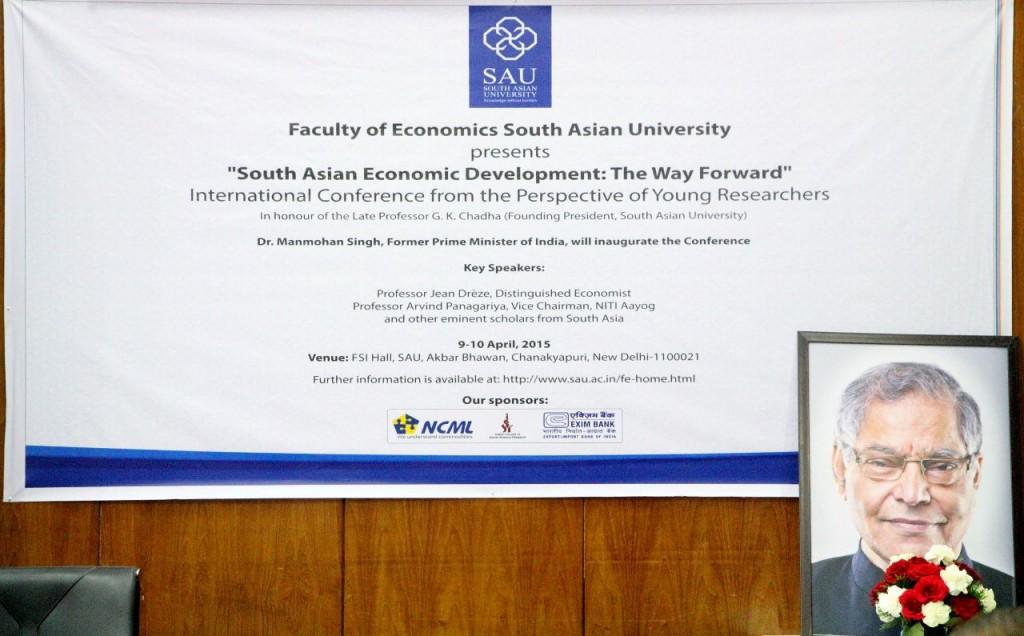 SAU Economics Conference
