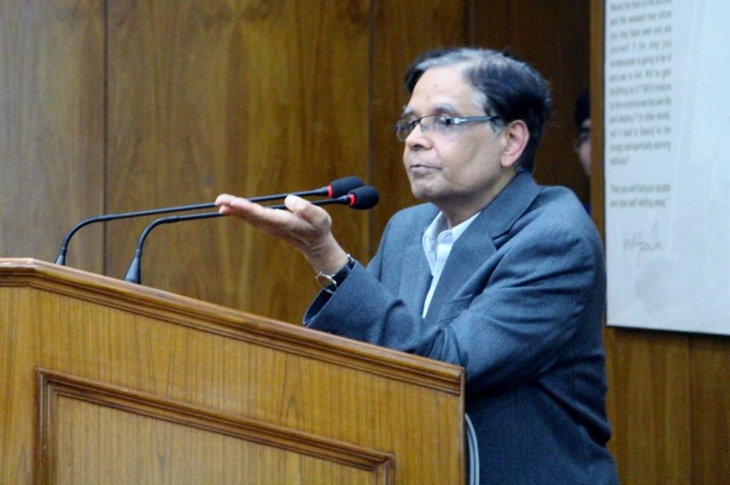 Prof. Arvind Panagariya