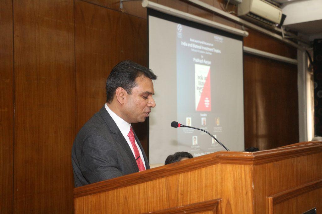 Dr Prabhash Ranjan