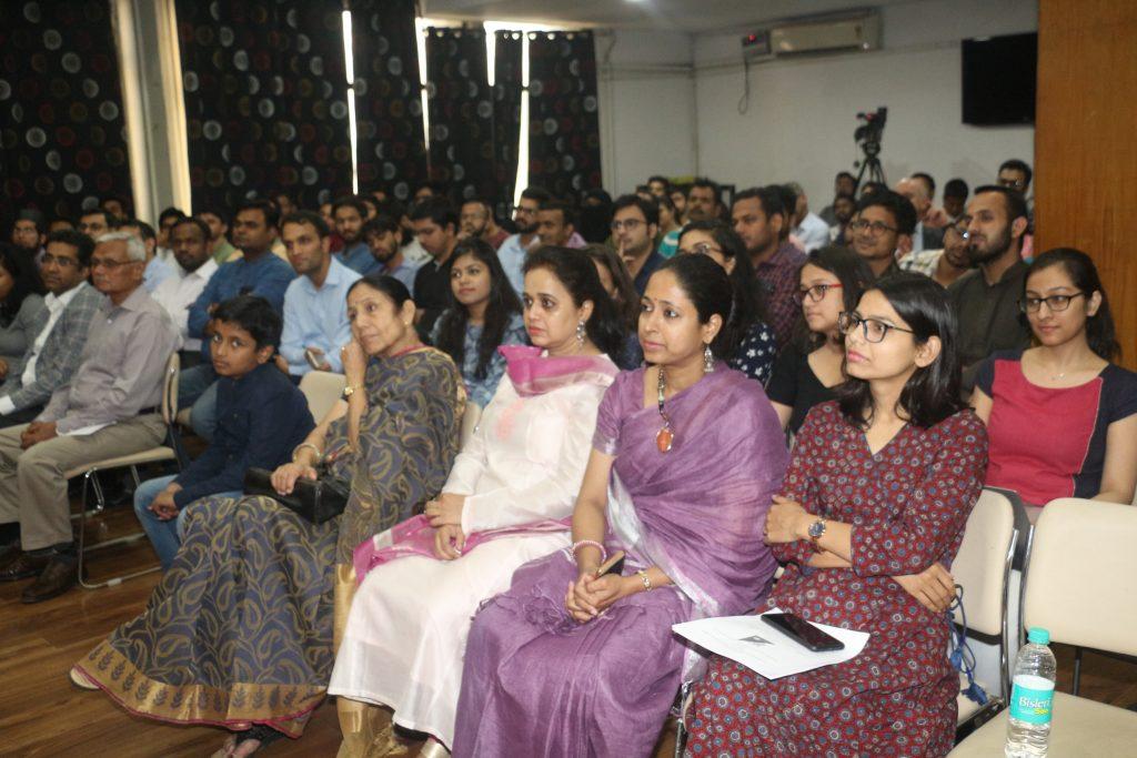 Dr Prabhash Ranjan Book Launch